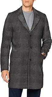 Scotch & Soda Classic Wool-Blend Overcoat Cappotto in Misto Lana Uomo