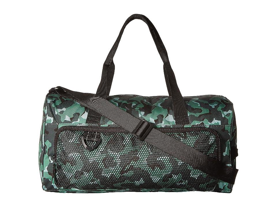 Under Armour Ultimate Duffel (Little Kids/Big Kids) (Aegean Green/Black/Black) Duffel Bags, Multi