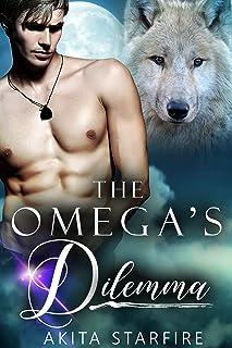 The Omega's Dilemma: MM Alpha Omega Fated Mates Mpreg Shifter (English Edition)