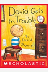 David Gets in Trouble (David Books [Shannon]) Kindle Edition