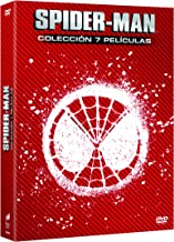Pack Spider-Man (7 películas) [DVD]