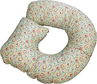 One Z PLUS Nursing Pillow - Plus Size nursing pillow (Waterproof Owls)