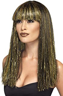 Best black and gold wig Reviews