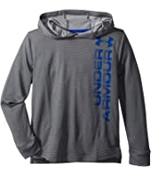 Under Armour Kids - Textured Tech Hoodie (Big Kids)