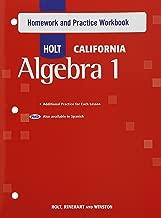 Best holt algebra 1 homework and practice workbook Reviews