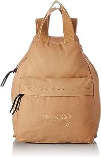 Denim TOM TAILOR bags LIA Damen Rucksack M, dark blue, 30x19x34