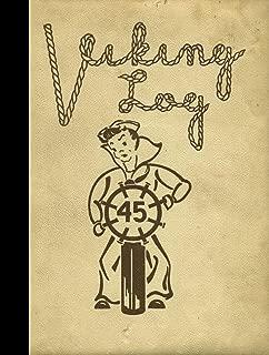 (Reprint) 1945 Yearbook: North High School, Denver, Colorado