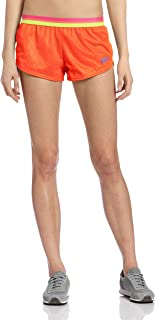Soffe Women's Strpiped Elastic Short