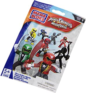 Power Rangers Super Megaforce Mega Bloks SERIES 1 Micro Figure Blind Pack [1 RANDOM Mini FIgure]