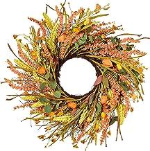 Amazon Com Wheat Wreath