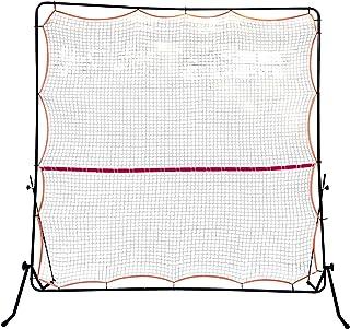 TOURNA Rally Pro Adjustable Tilt Rebound Net (7x7 ft) for Tennis and Pickleball