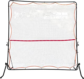 TOURNA Rally Pro Adjustable Tilt Rebound Net (7x7 ft) for Tennis and Pickleball