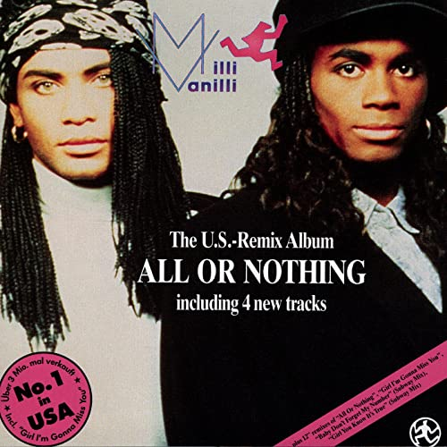 milli vanilli girl am gonna miss you free mp3 download