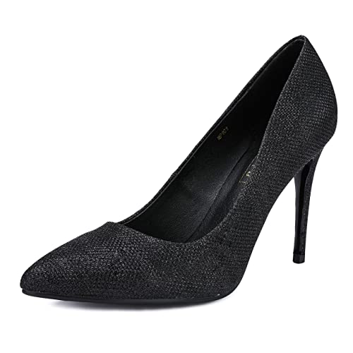 a88f128c79ec IDIFU Women s IN4 Classic Pointed Toe Stiletto High Heel Dress Pump