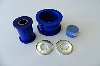Compatible with Nissan Maxima Altima Quest Murano Steering Rack and Pinion Bushing Set 2004-2008 Polyurethane