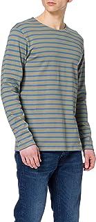 Armor Lux Men's Marinière Ml Héritage T-Shirt