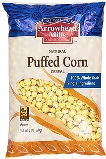 Arrowhead Mills Cereal, Puffed Corn, 6 oz.