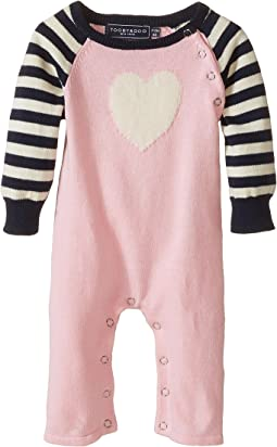 Toobydoo - Sweet Heart Jumpsuit (Infant)