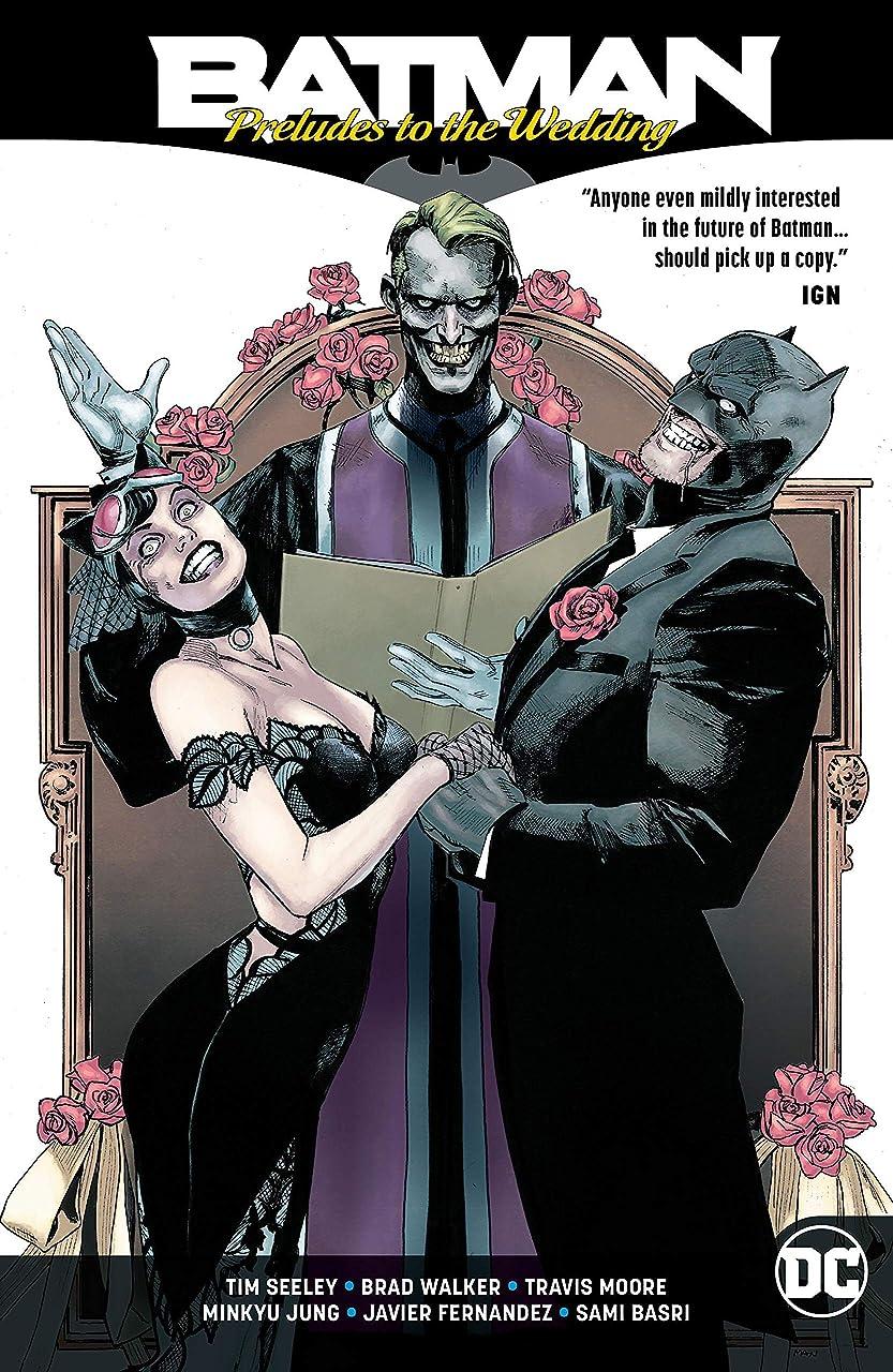 ちょうつがいビバ引くBatman: Preludes to the Wedding (Batman: Prelude to the Wedding (2018)) (English Edition)