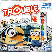 Gaming Trouble Despicable Me Board Game