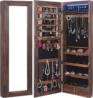 Best rustic wood armoire Reviews