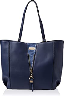 U.S. Polo Assn. Tote Bag for Women- Blue