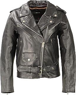 a3ed35427240 Amazon.com  2X - Leather   Faux Leather   Coats