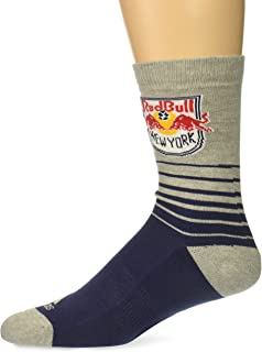 adidas MLS Men's Jacquard Pattern Crew Socks