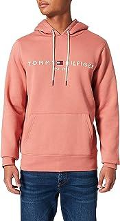 Tommy Hilfiger Tommy Logo Hoody Sudadera con Capucha para Hombre