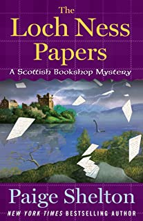 The Loch Ness Papers: A Scottish Bookshop Mystery