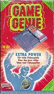game genie snes classic