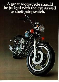 Motorcycle Parts 1979-82 Honda CB750 CB 750 cc 6 Sigma