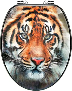 CORNAT 3D Decor Tiger Toilet Seat - KSD707