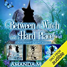 Between a Witch and a Hard Place: Wicked Witches of the Midwest Books 4-6 (Wicked Witches of the Midwest Box Set Book 2)