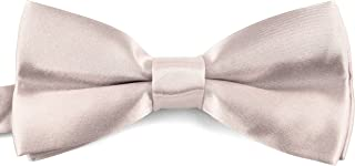 Classic Bow Ties For Men Adjustable Banded Pre-Tied Wedding Tuxedo