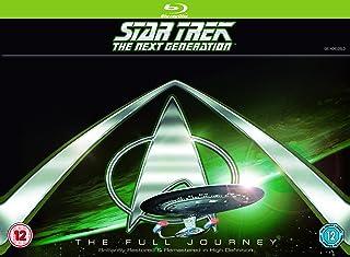 Star Trek: The Next Generation: Complete [Edizione: Regno Unito] [Italia] [Blu-ray]