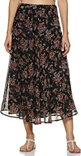 Styleville.in Synthetic a-line Skirt