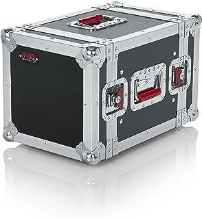 Gator Cases G-TOUR Series ATA Road Style Half Rack Case; 8