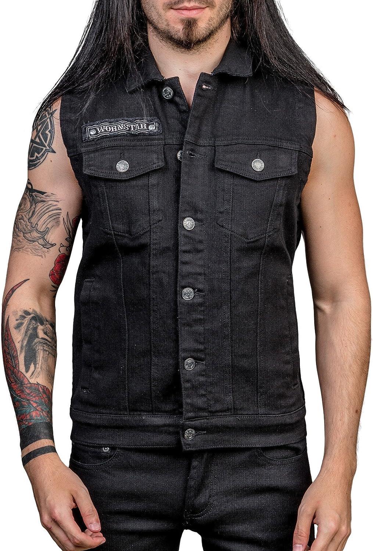 Wornstar Clothing Idolmaker Vest - Black