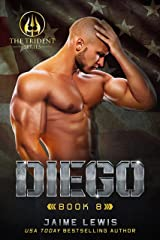DIEGO (The Trident Series Book 8) Kindle Edition