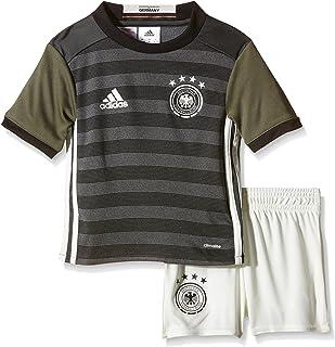 adidas Trikot und Shorts DFB Away Mini Kit Chándal, Unisex