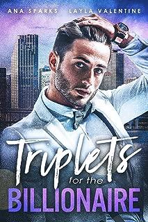 Triplets For The Billionaire (Babies for the Billionaire Book 1)