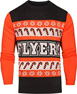 Philadelphia Flyers One Too Many Light Up Sweater - Mens Double Extra Large