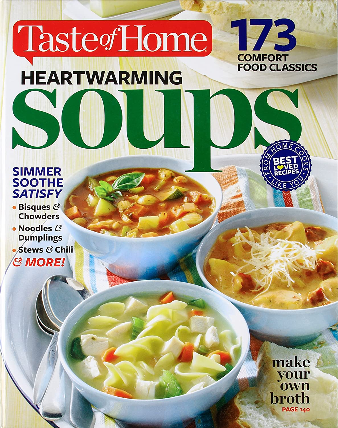 TOH Heartwarming Soups Mail order Wiro Raleigh Mall