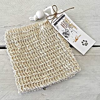 Sisal Soap Sack   Sisal Bag   Soap Saver   Exfoliating Soap Bag   Soap Cozy Bag   Spa Party   Spa Gift