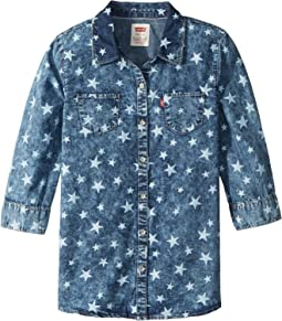 Levi's® Kids - Western Denim Top (Big Kids)