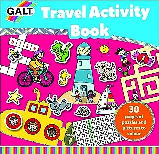 Galt Travel Activity Book