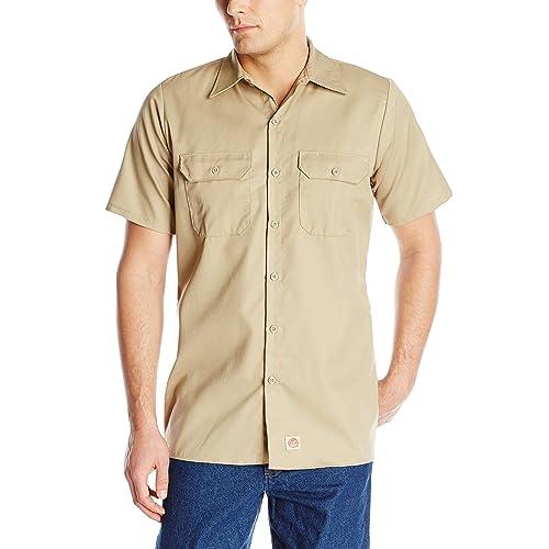 d3f1e23926 Red Kap Men s Short Sleeve Utility Uniform Shirt