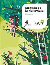 Ciencias de la naturaleza. 4 Primaria. Más Savia. Extremadura