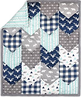 patchwork quilt pattern for baby boy